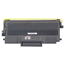 Brother TN-670 Compatible Black Toner