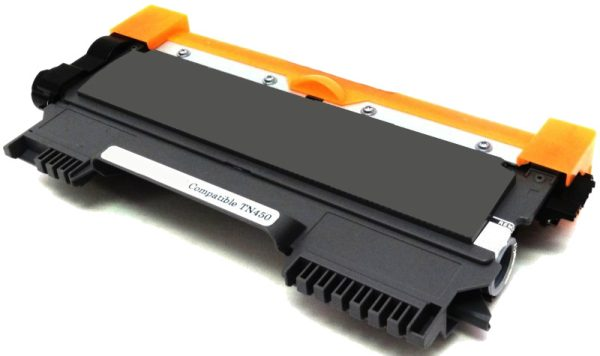 Brother TN-450 Compatible Black Toner