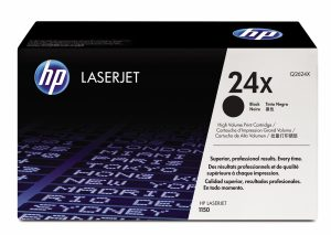 HP 1150 -  Q2624X An Original Toner Cartridge-Call for Pricing