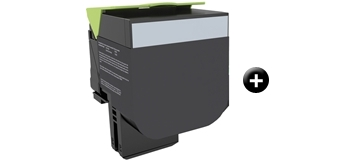 Lexmark CS317/417/517 CX317/417/628 Black Toner Cartridge